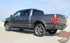 Side view of 2017 Ford F150 Graphics SIDELINE 2015-2018 2019 2020