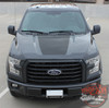 View of 2019 F150 Hood Decals ROUTE HOOD 2015-2019 2020