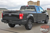 Rear view 2017 F150 Tailgate Decal ROUTE TAILGATE 2015 2016 2017 2018 2019 2020