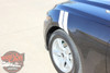 View 2017 Ford Mustang Fender Stripes 2015-2018 Ford DOUBLE BAR