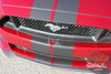 Front View of 2015 Mustang Stripes STALLION SLIM 2015 2016 2017