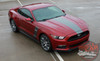 2016 Ford Mustang Stripes STELLAR 2015 2016 2017