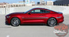 Profile 2015 Mid Door Side Stripes for Ford Mustang LANCE 2015 2016 2017 2018