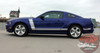 Profile for 2014 Ford Mustang Hood Side Decals PRIME 2 2013-2014