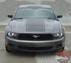 Front 2010 2011 2012 ford mustang pony center decals PONY CENTER