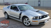 Side of 2008 Mustang Decals FASTBACK 2 3M 2005 2006 2007 2008 2009