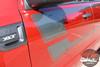 2019 Ford Ranger Side Door Stripes STRIKER SIDE KIT 3M 1080 Wrap Vinyl