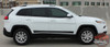 Side View of 2019 Jeep Cherokee Stripes BRAVE 2014-2019 2020 2021