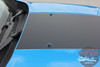 Close Up View of Hood Stripes for Jeep Renegade RENEGADE HOOD 2014-2020 2021