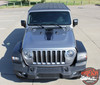 Side View of 2019 Wrangler Graphics MOJAVE and ACCENTS 2018-2020