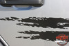 Side View of 2018 Jeep Wrangler Stripes HAVOC SIDE KIT 2018 2020 2021