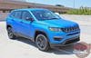 Side of 2019 Jeep Compass Decals ALTITUDE 2017 2018 2019 2020 2021