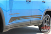 Side View of 2018 Jeep Compass Graphics COURSE ROCKER 2017-2021
