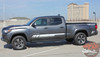 Side View of 2019 Toyota Tacoma Side Graphics CORE 2015-2020 2021