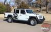 Jeep Gladiator LEGEND Side Body Star Vinyl Graphics Decal Stripe Kit for 2020-2021 Models