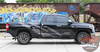 Toyota Tundra FRENZY Side Door Vinyl Graphics Stripe Striping Decal Kit for 2014 2015 2016 2017 2018 2019 2020 2021