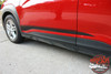 Close Up of Side of Red Hyundai Kona Stripes SPIRE KIT 2020-2021 Premium Products!