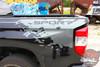 Side of 2018 Toyota Tundra Side Stripe Kits BURST 2015-2021
