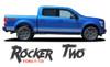 2021 Ford F-150 ROCKER TWO Lower Door Rocker Panel Body Stripes Vinyl Graphic Decals Kit 2021