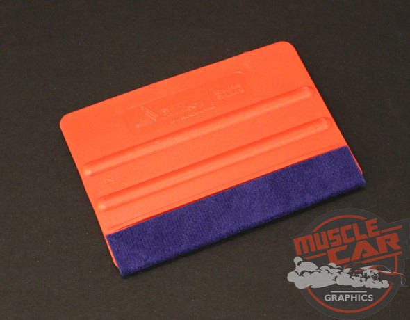 Avery Red Squeegee for Vinyl Graphics and Stripe Installation Tool