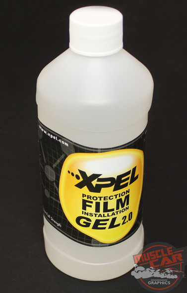 XPEL INSTALLATION GEL 2.0 (16 oz) by Xpel