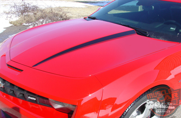 2015 Camaro Hood Spears HOOD SPIKES 2009-2013 2014 2015