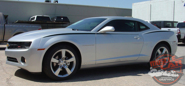 Upper Body Line Stripes for Chevy Camaro JAVELIN 2009-2015
