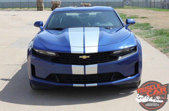 2019 Camaro Racing Rally Stripes TURBO RALLY 19 2019 3M
