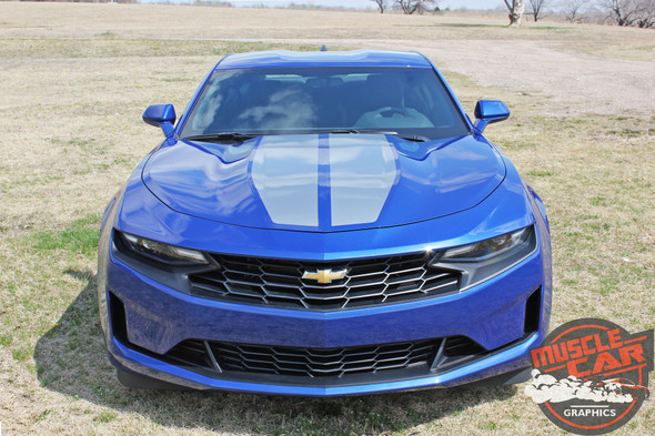 2019 Chevy Camaro Center Stripes REV SPORT 2019-2020