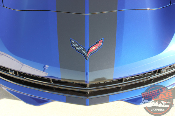 Chevy Corvette Rally Stripes C7 RALLY 2014-2018 2019 3M