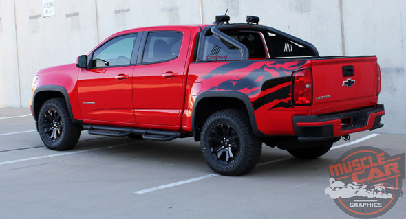 2018 Chevy Colorado Graphics ANTERO 2015-2019 2020