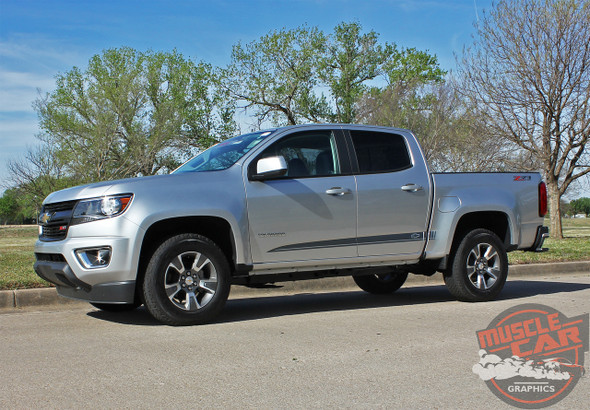 GMC Canyon side Graphics RATON 2015-2018 2019 2020