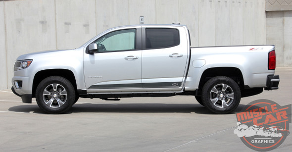 GMC Canyon Side Stripes RAMPART 2015 2016 2017 2018 2019 2020