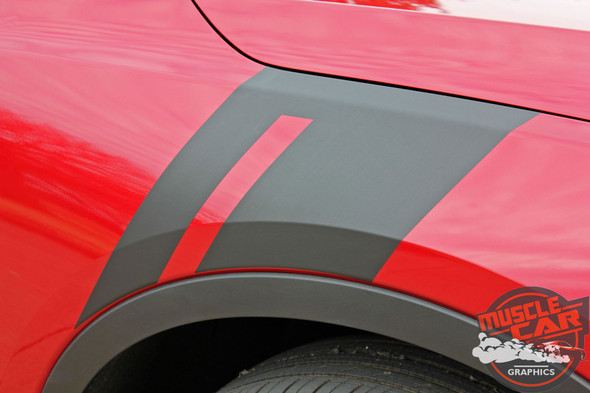 TORCH HASHMARK | 2019-2021 Chevy Blazer Fender Stripes