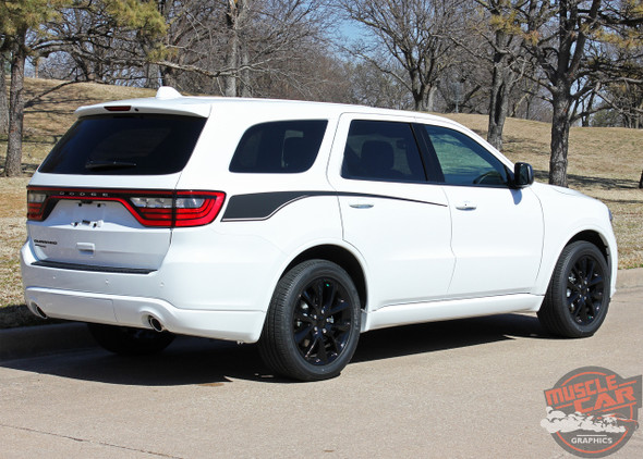 2018 Dodge Durango Stripes PROPEL SIDE 2011-2019 2020 2021