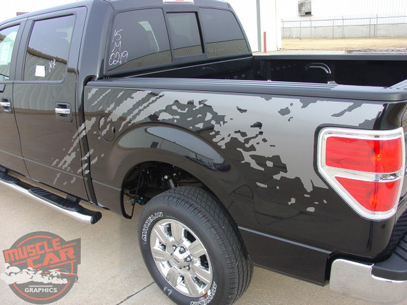 2014 F150 Raptor Stripes PREDATOR 2009-2011 2012 2013 2014 | MCG