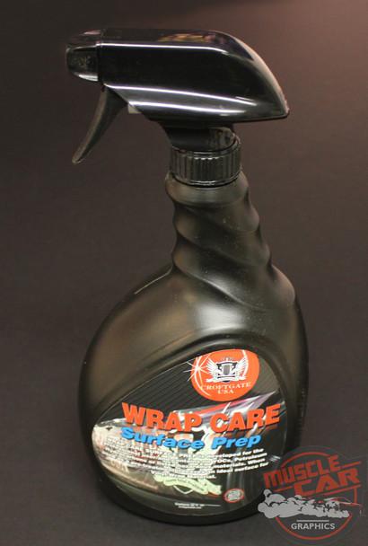 WRAP CARE SURFACE PREP Vinyl Clean and Prep Painted Automotive Surfaces (32 oz) by Croftgate