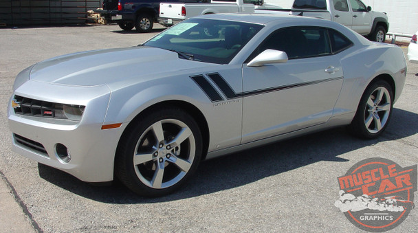 Body Side Door Stripes for Chevy Camaro TRACK 2009-2015