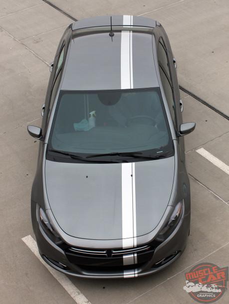 View 2013 Dodge Dart Decals DARTING E RALLY 2013 2014 2015 2016