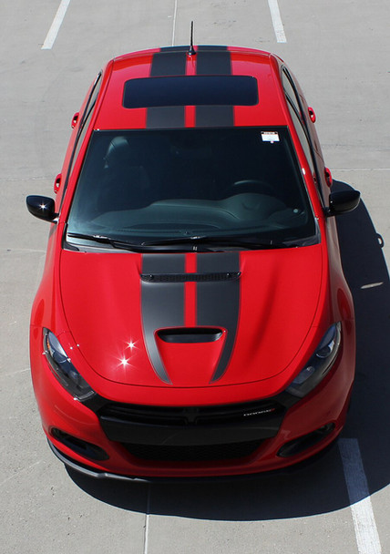 View 2015 Dodge Dart GT Stripes SPRINT RALLY GT 2013 2014 2015 2016