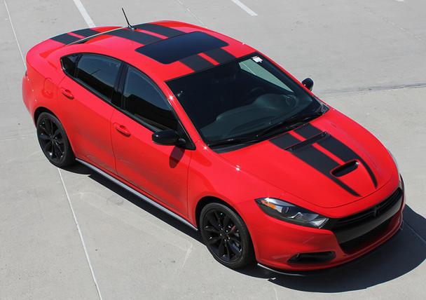 View 2016 Dodge Dart GT Stripes SPRINT RALLY GT 2013 2014 2015 2016
