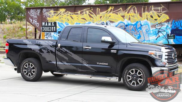 2019 Toyota Tundra Side Vinyl Graphics FRENZY 2015-2021
