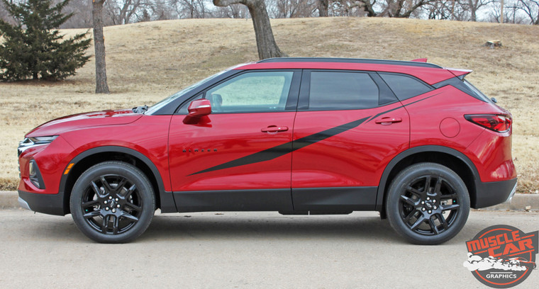 FLASHPOINT SIDE KIT | 2019-2020 Chevy Blazer Body Stripes