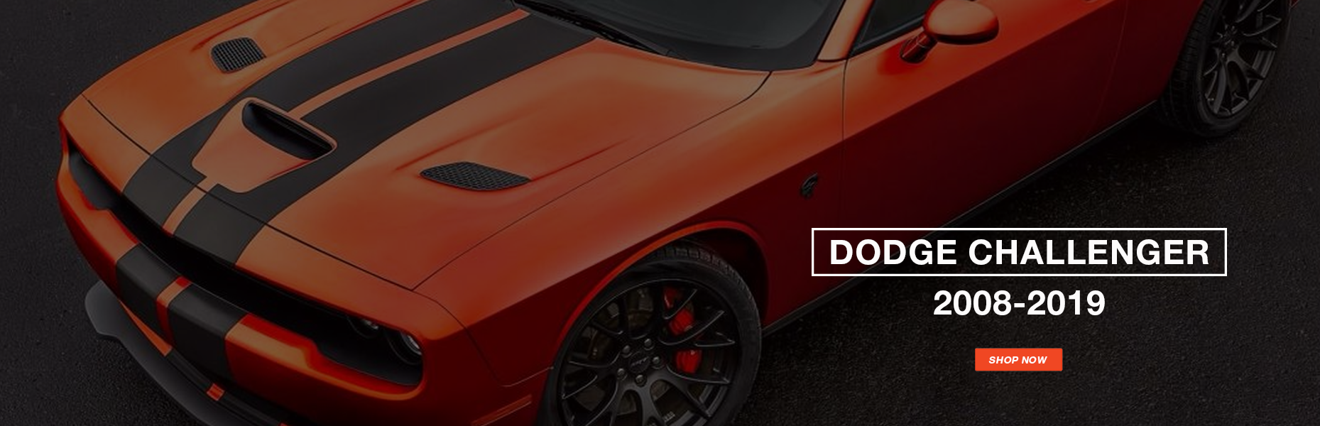 2015-2019 Dodge Challenger Stripes, Dodge Challenger Decals, Dodge Challenger Vinyl Graphics