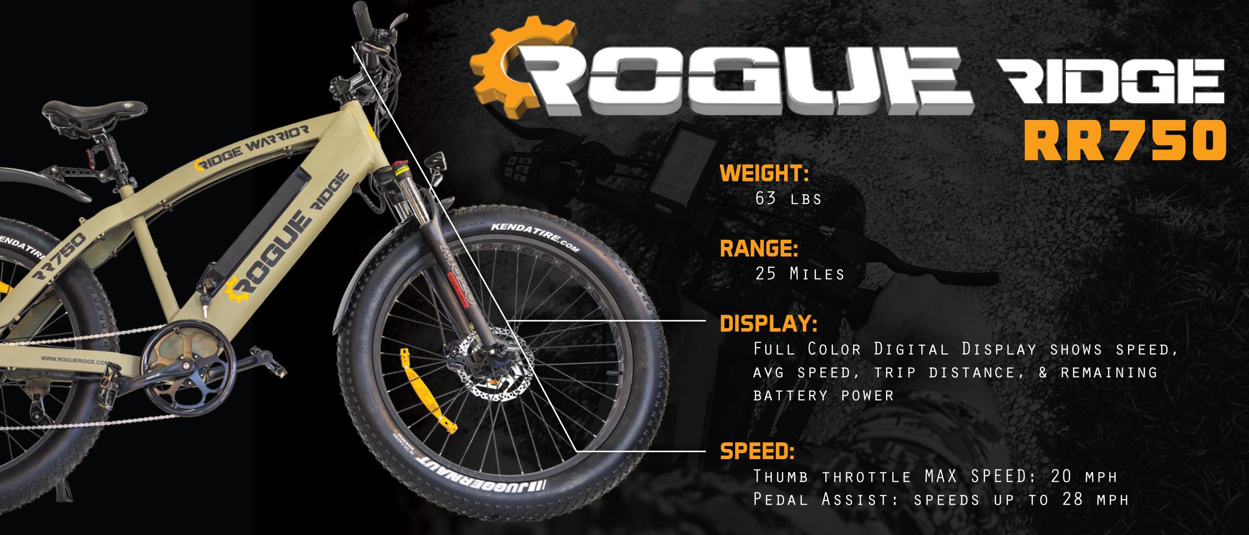 Meet the RR750