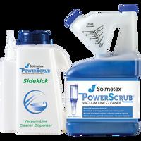 PowerScrub™ Vacuum Line Cleaner Intro Kit (One (1) 64 oz. bottle & Sidekick)
