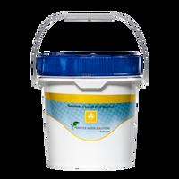 "Solmetex Amalgam Bucket, 1.25 Gallon. Meets all requirements of BMP's and ""EPA"