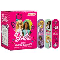 "Bandages Adhesive Barbie 3/4""x3"" 100/bx. (Dukal)"