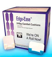 Edge-Ease Blue-Long Edge #2, 300pk (Crosstex)