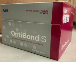 OptiBond S Unidose Packets, 100pk (Kerr)